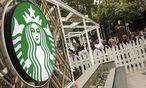 Symbolbild Starbucks / Bild: APA/AFP/GIANLUIGI GUERCIA