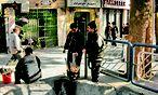 Wechseln im Iran? Wer ganz genau schaut, findet Banken. / Bild: (c) Beigestellt