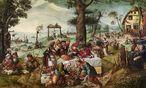 Frans Verbeecks Gemälde