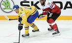 Die Österreicher hatten gegen Schweden das Nachsehen / Bild: APA/HELMUT FOHRINGER