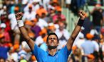 Novak Djokovic / Bild: (c) imago/BPI (imago sportfotodienst)