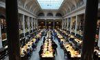 Der Große Lesesaal der Uni Wien / Bild: (c) Clemens Fabry