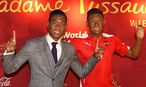 Doppelter David Alaba / Bild: GEPA pictures