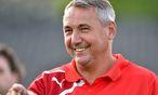 Neuer Trainerjob für Peter Pacult. / Bild: (c) Gepa