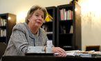 Archivbild: Ursula Stenzel bei einem ''Presse''-Interview im November 2013 / Bild: Clemens Fabry / Die Presse