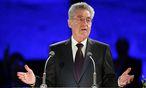 Bundespräsident Heinz Fischer / Bild: APA/EPA/NEUMAYR/MMV