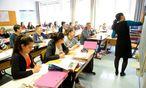 Schulklasse / Bild: Die Presse