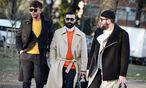 March 4 2015 Milan ITALY STREETSTYLE STREETSTYLE MILAN FASHION WEEK 2015 READY TO WEAR RTW F / Bild: (c) imago/ZUMA Press (imago stock&people)