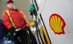 Shell-Tankstelleb / Bild: Bloomberg
