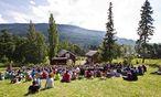 Archivbild: Sommerlager auf Utöya / Bild: EPA