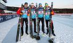 ÖSV-Quartett / Bild: GEPA pictures
