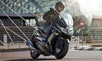 Funkelt wie eine Ninja: Kawasakis sprintfreudiger J125. / Bild: (c) Werk