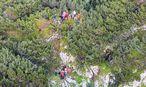 Bild vom Rettungseinsatz / Bild: APA/NEUMAYR/MMV