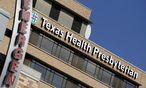 In diesem texanischen Krankenhaus liegt der Ebola-Patient / Bild: REUTERS