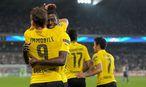 Dortmund jubelt / Bild: APA/EPA/MARIUS BECKER
