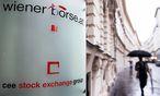 Die Börse Wien schloss Dienstagabend leicht im Plus. / Bild: (c) Bloomberg
