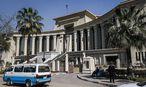 outside Egypt s Supreme Constitutiona / Bild: (c) imago/Xinhua (imago stock&people)