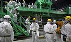 Der Abriss des Akw in Fukushima ist noch nicht einmal richtig angelaufen. / Bild: REUTERS