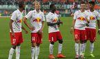 Salzburgs Spieler / Bild: GEPA pictures