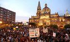 Bild: (c) APA/EPA/Ulises Ruiz Basurto (Ulises Ruiz Basurto)