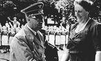 Adolf Hitler und Winifred Wagner / Bild: (c) imago stock&people (imago stock&people)