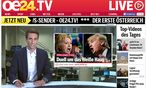 Bild: (c) Screenshot oe24.tv