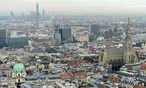Symbolbild: Blick auf Wien / Bild: APA/HERBERT NEUBAUER