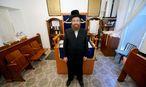 Rabbi Yacoov Frenkel  / Bild: Die Presse
