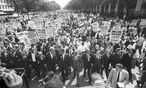 Marsch auf Washington für Arbeit und Freiheit am 28. August 1963  / Bild: EPA