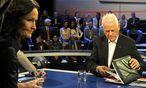 TVDuell JETZT LIVE Strache / Bild: APA/HERBERT PFARRHOFER