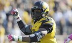 Michael Sam / Bild: Denny Medley-USA TODAY Sports