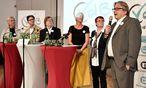 ''Es bleibt dabei'': Auch Ex-Minister Lacina ist dabei. / Bild: (c) APA (Hans Klaus Techt)