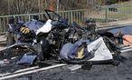 Verkehrsunfall (Symbolbild) / Bild: APA/HERMANN SOBE