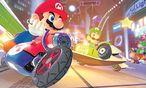 Der Todesblick von Luigi wurde binnen weniger Stunden zum Kult im Internet.  / Bild: Nintendo