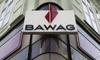 BAWAG P.S.K. logo is pictured at a branch office in Vienna / Bild: REUTERS