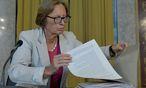 Gabriela Moser fordert eine bessere personelle Ausstattung der Justiz. / Bild: (c) APA/ROLAND SCHLAGER