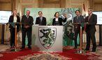 Die Steiermark legt ein Schuldenabbau-Budget für 2015 vor. / Bild: APA/ERWIN SCHERIAU