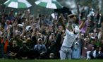Golf: Der Jubelschrei eines Australiers / Bild: (c) REUTERS (PHIL NOBLE)