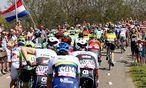 Symbolbild Radsportler / Bild: APA/AFP/LUK BENIES