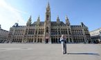 Touristen und Bevölkerung sollen Wien (noch mehr) lieben. Dafür wird das Budget des Stadt-Marketings massiv erhöht. / Bild: Die Presse