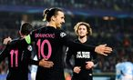 Zlatan Ibrahimovic / Bild: GEPA pictures