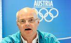 Karl Stoss steigt für Österreich in den Ring um die Ringe. / Bild: (c) GEPA pictures