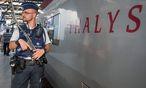 Deutschland will auch Kameras auf Bahnhöfen besser nutzen. / Bild: APA/EPA/STEPHANIE LECOCQ