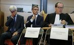 Xavier Broseta und Pierre Plissonnier. / Bild: REUTERS