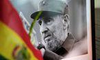Fidel Castro / Bild: REUTERS