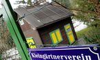 letzte Luxus oekonomie Schrebergartens / Bild: (c) Die Presse (Clemens Fabry)