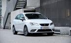 Kombi im Kleinwagenformat: Seat Ibiza ST, mit Handy als Sondermodell Connect.  / Bild: Die Presse