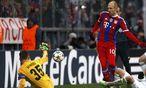 Bayern München beweist auch im Schongang Souveränität. Am Wochenende wartet nun Augsburg. / Bild: (c) REUTERS (MICHAEL DALDER)