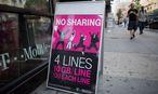 Daten von 15 Mio. T-Mobile-Kunden in USA gehackt / Bild: Bloomberg