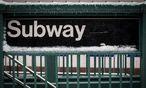 Auch New Yorks U-Bahn wäre interessant für Bieter aus Europa. / Bild: REUTERS
